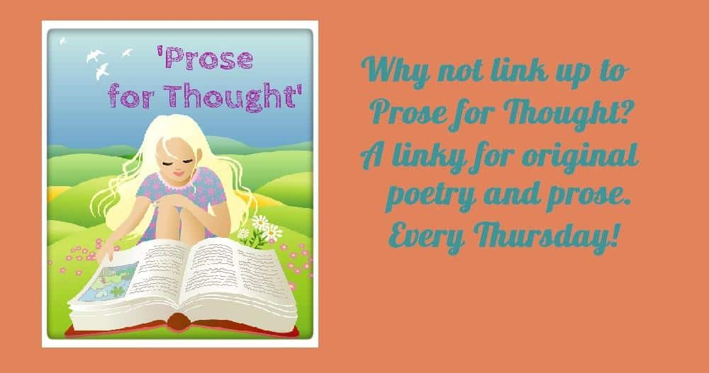 Prose for Thought banner