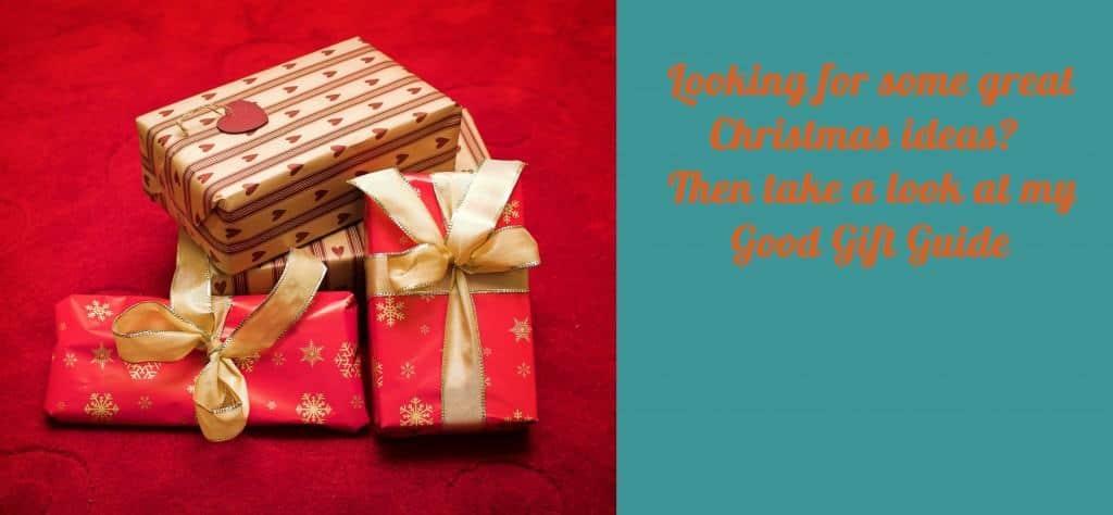 Good Gift Guide Banner