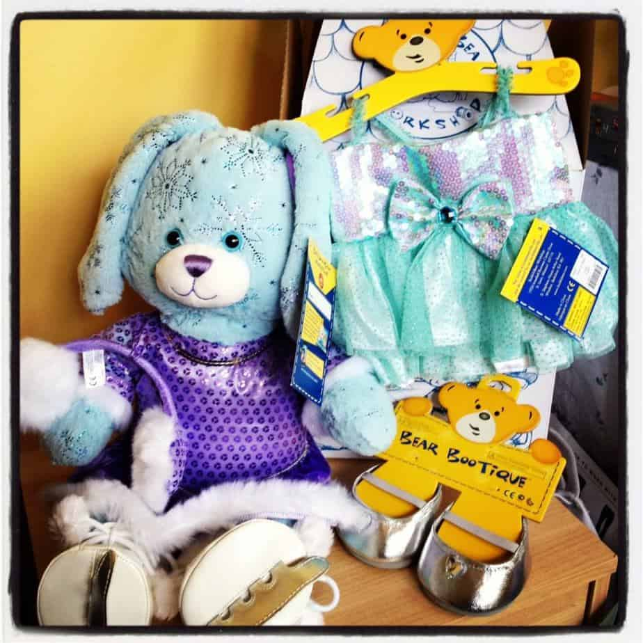 The Good Gift Guide – the Build A Bear Christmas Range.