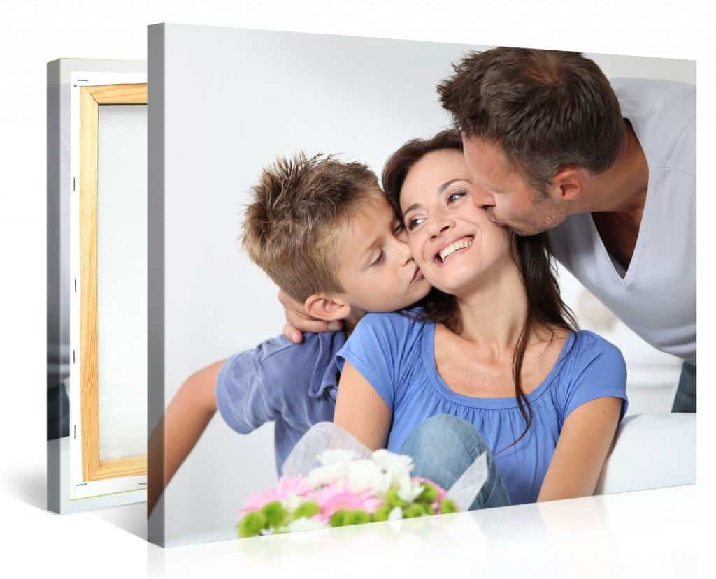 Save 72% for Mothers Day with Picanova Canvas Prints