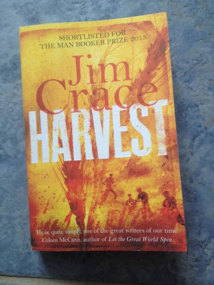 'Harvest' by Jim Crace. A Mumsnet Book Review.
