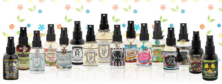 A Solution to One of Life's Little Embarrassments – Thanks to Poo-Pourri!