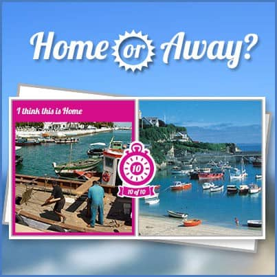Home Or Away? Your Chance to Win a Holiday with Parkdean worth £750.