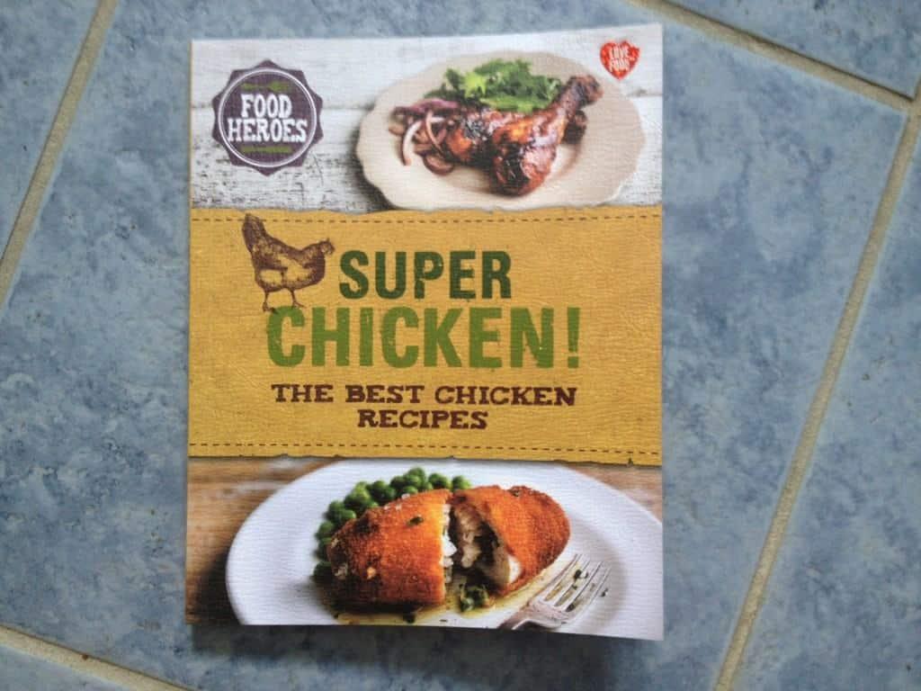 'Super Chicken' Recipes. A Parragon Book Review.