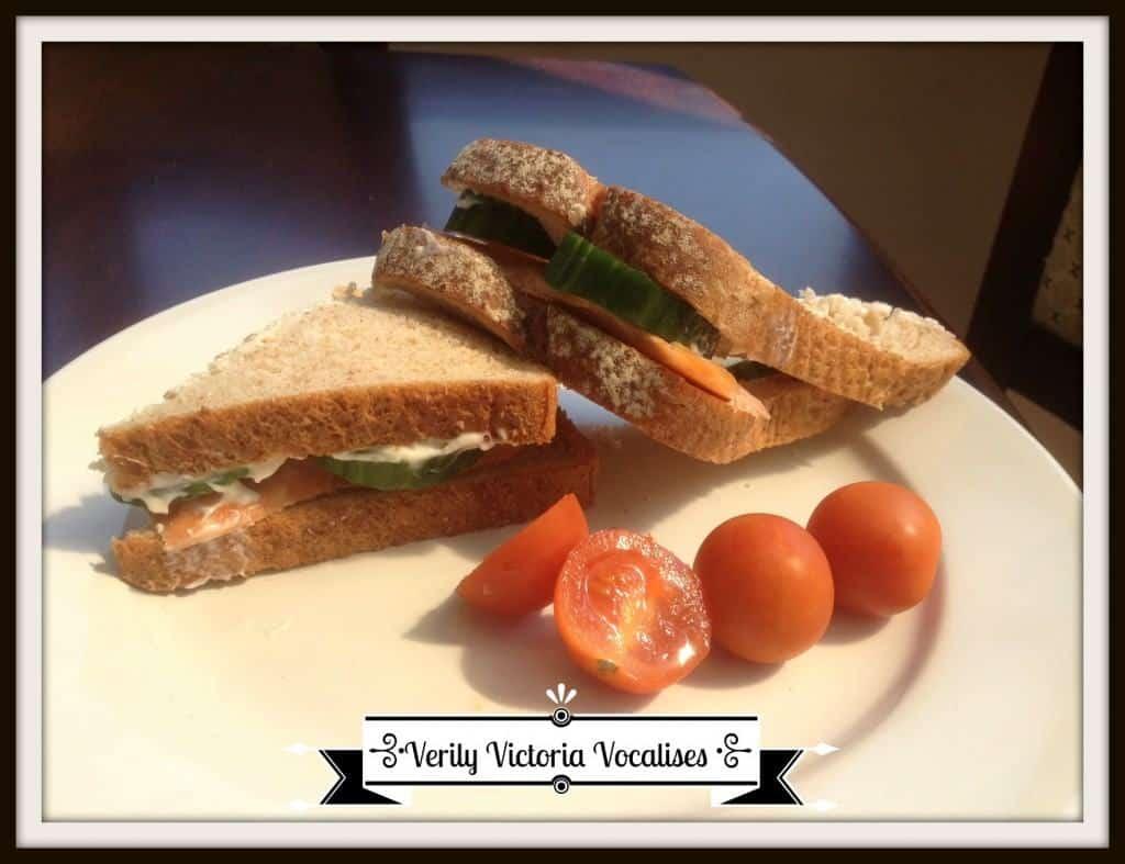 A Winning Primula Sandwich Creation!