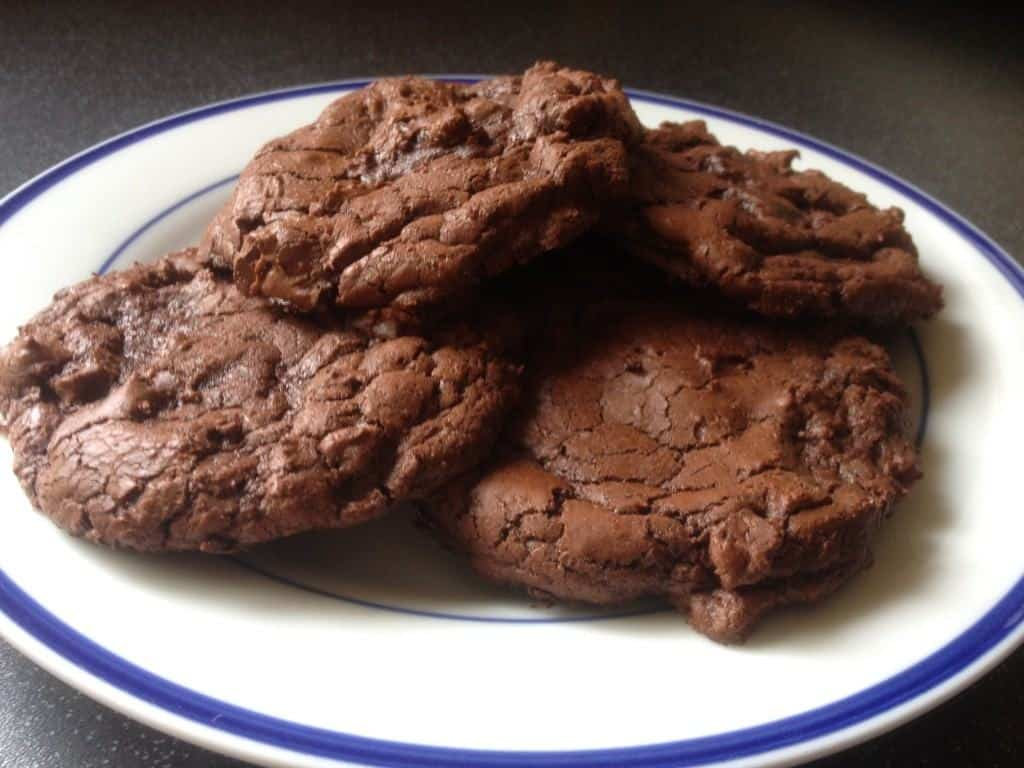 Absolutely Baking Mad – Chocolate Brownie Cookies Recipe