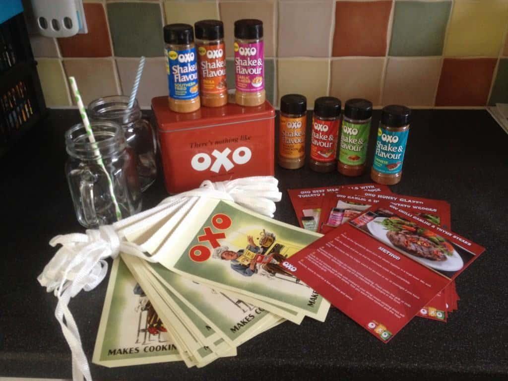 OXO Masterchef Mealtime Magic and a Recipe for a Steak Marinade
