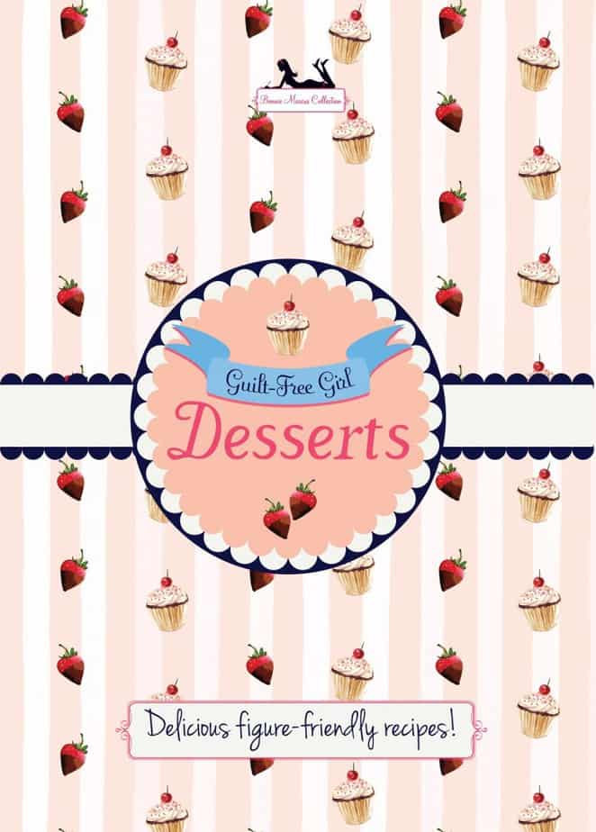 Guilt-Free Girl Desserts Including a Low-Cal Recipe – A Parragon Bookbuddy Review