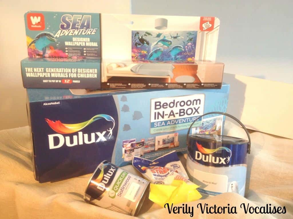 My Dulux 'Bedroom in a Box' Challenge
