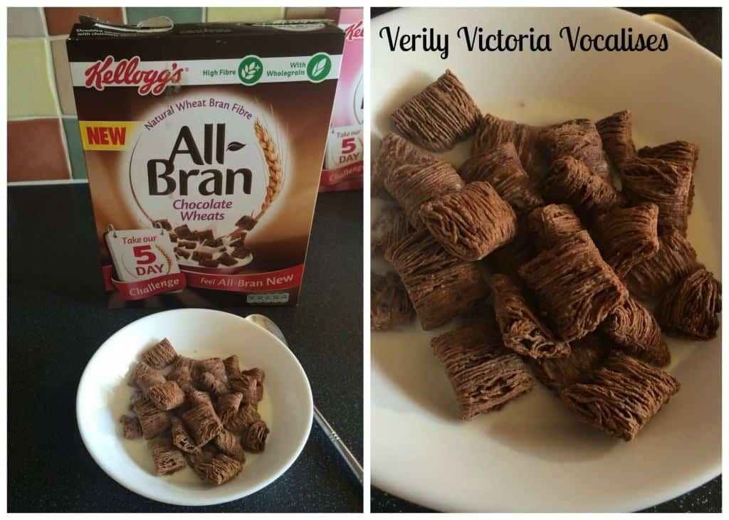 All Bran Chocolate