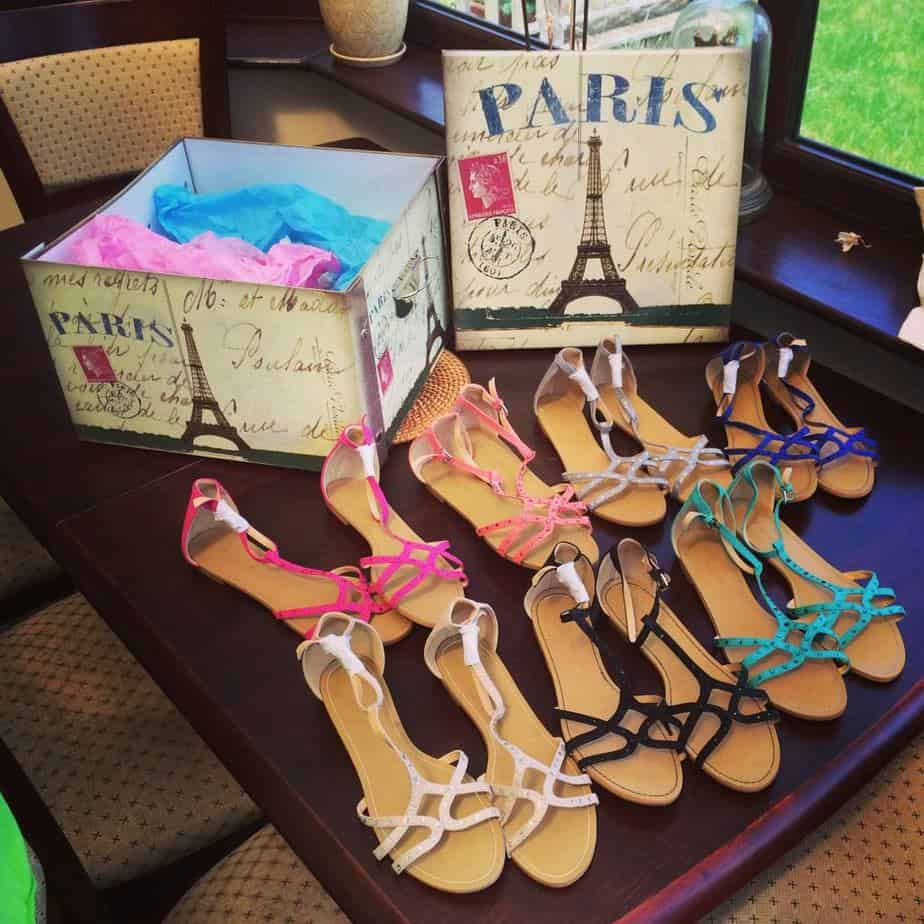 The Seven Day Shoe Shuffle with La Redoute