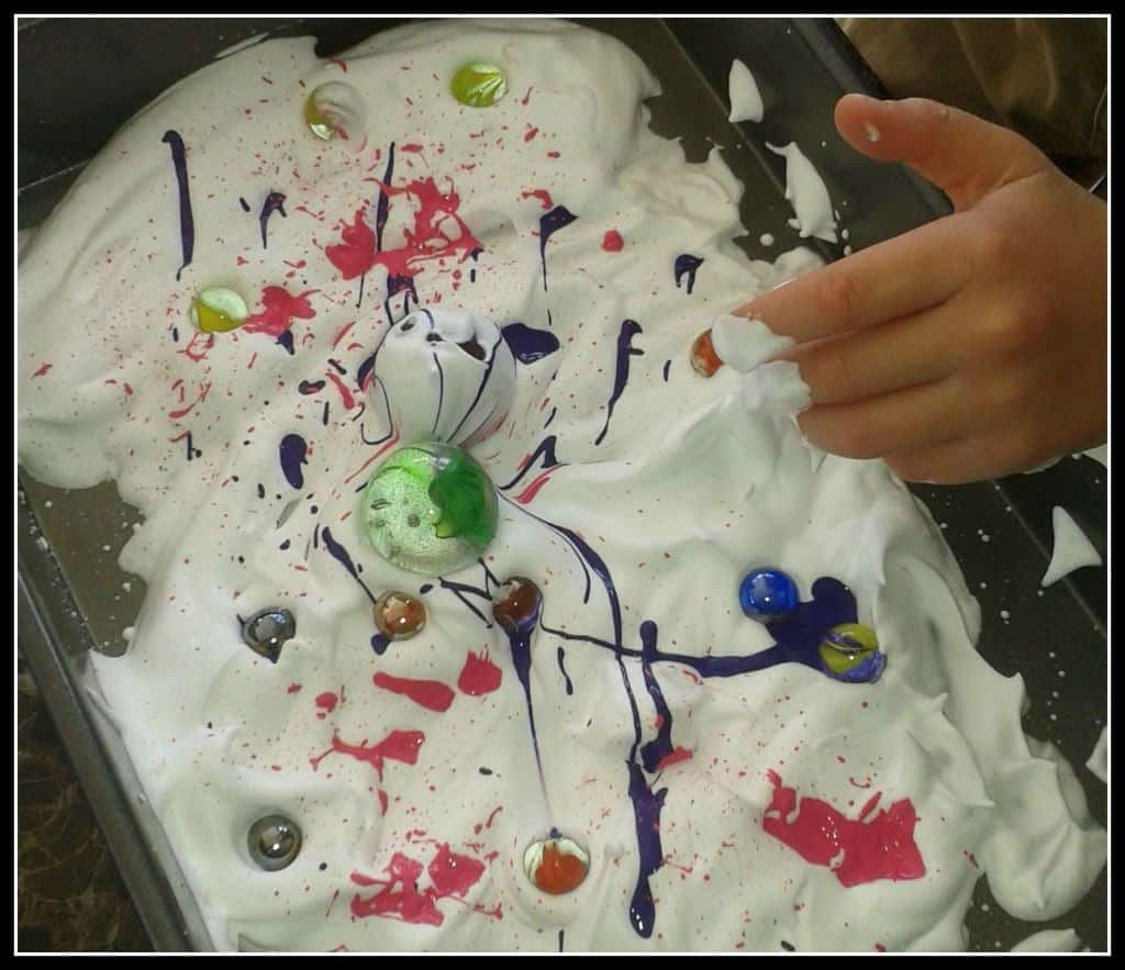 Guest Post: Marble Painting