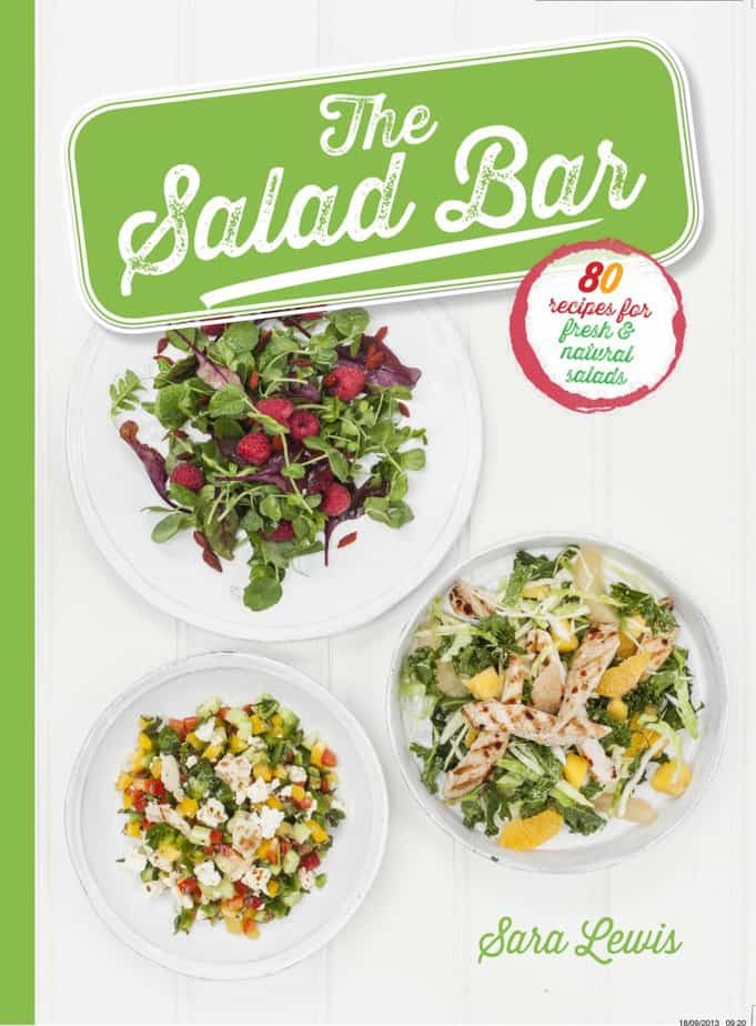 A Parragon Bookbuddy Review: The Salad Bar and a recipe for reduced-calorie potato salad.