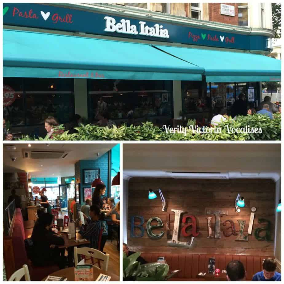 A Review of the new Bella Italia in Leicester Square, London