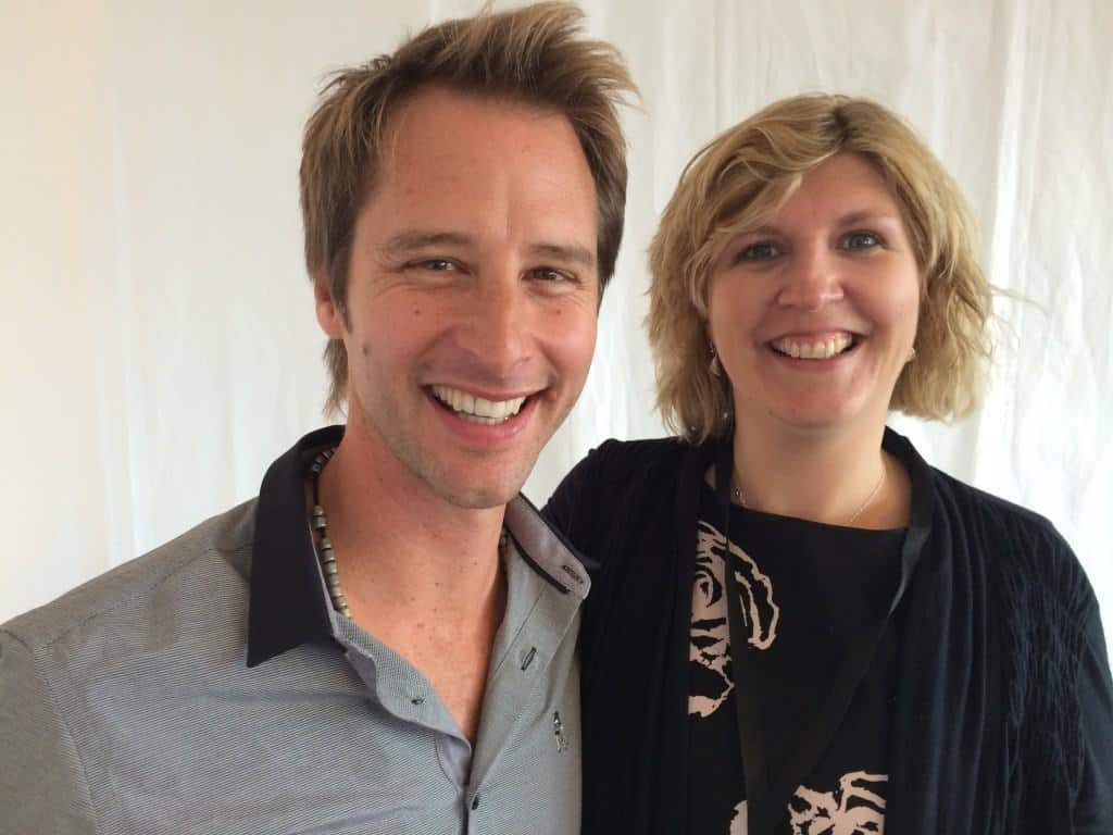Rewind Festival South 2014. An Interview with Chesney Hawkes.