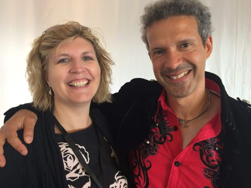 Rewind Festival 2014. An Interview with Mike Lindup from Level 42.