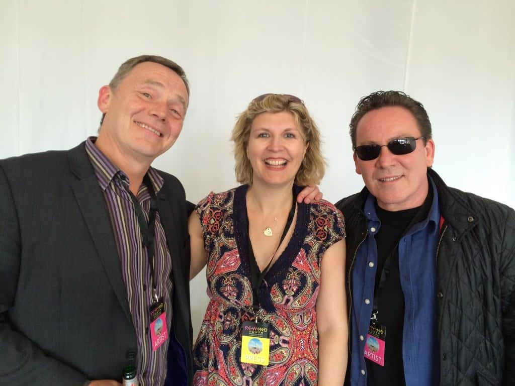 Rewind Festival 2014. An Interview with UB40.
