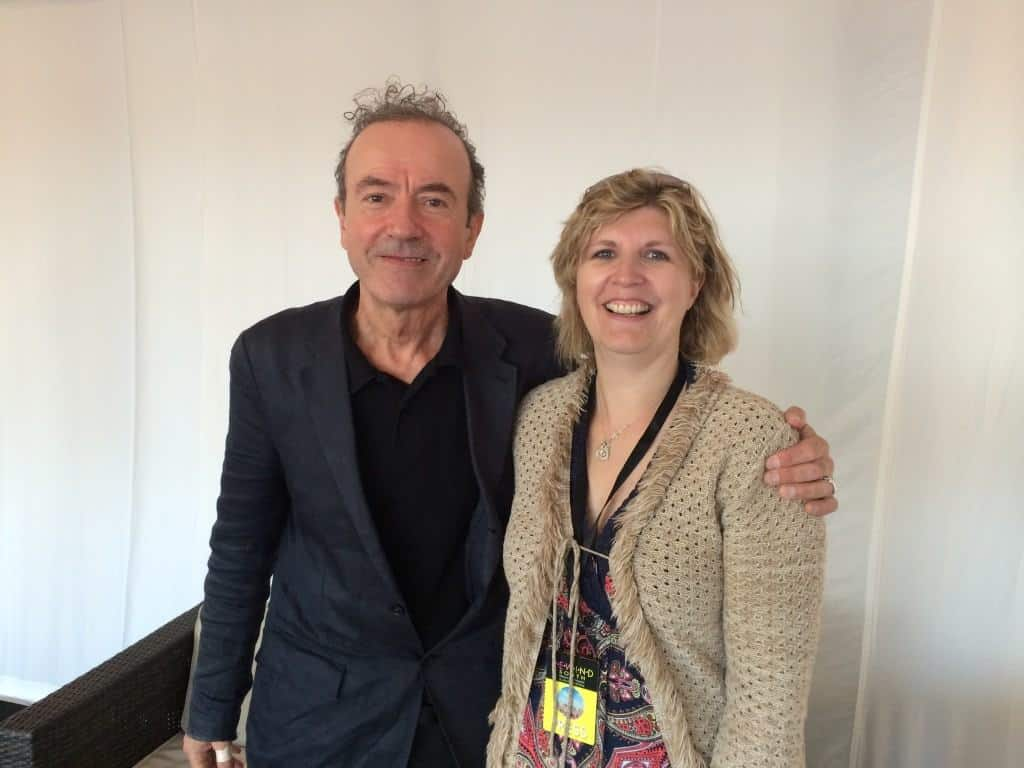 Rewind Festival South 2014. An Interview with Hugh Cornwell of The Stranglers.