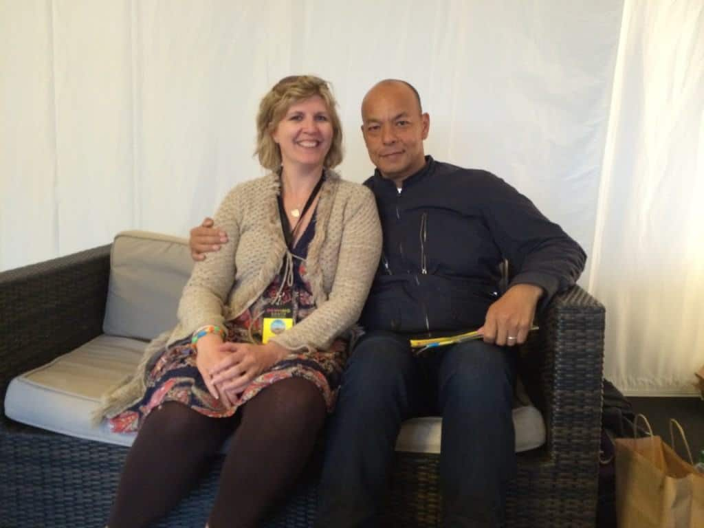 Rewind Festival South 2014. An Interview with Roland Gift.