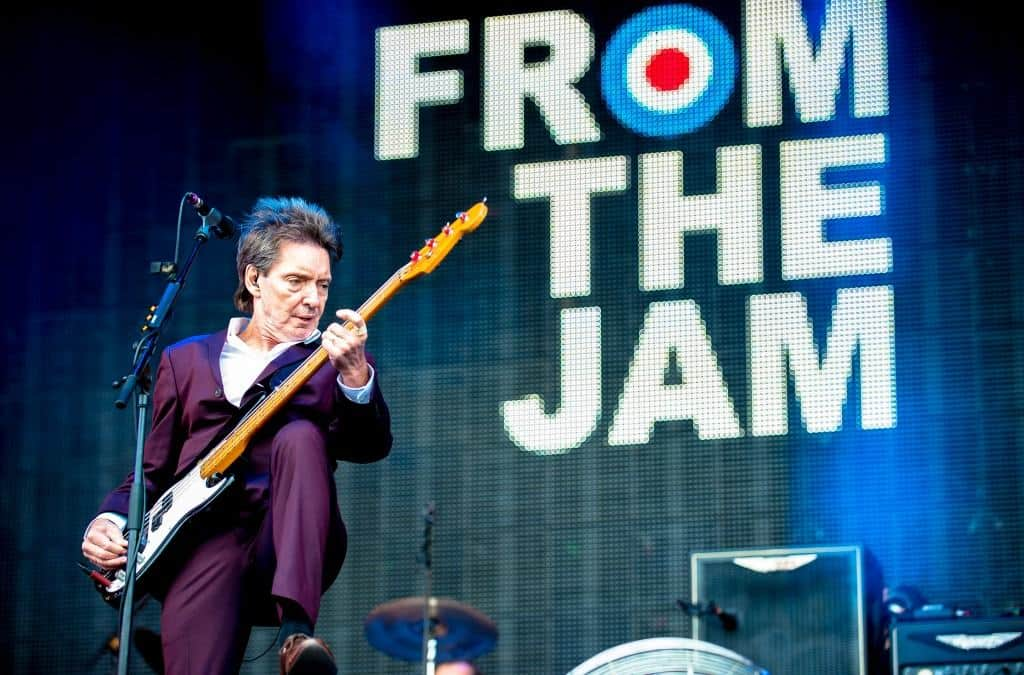 Rewind Festival South 2014. An Interview with From The Jam.