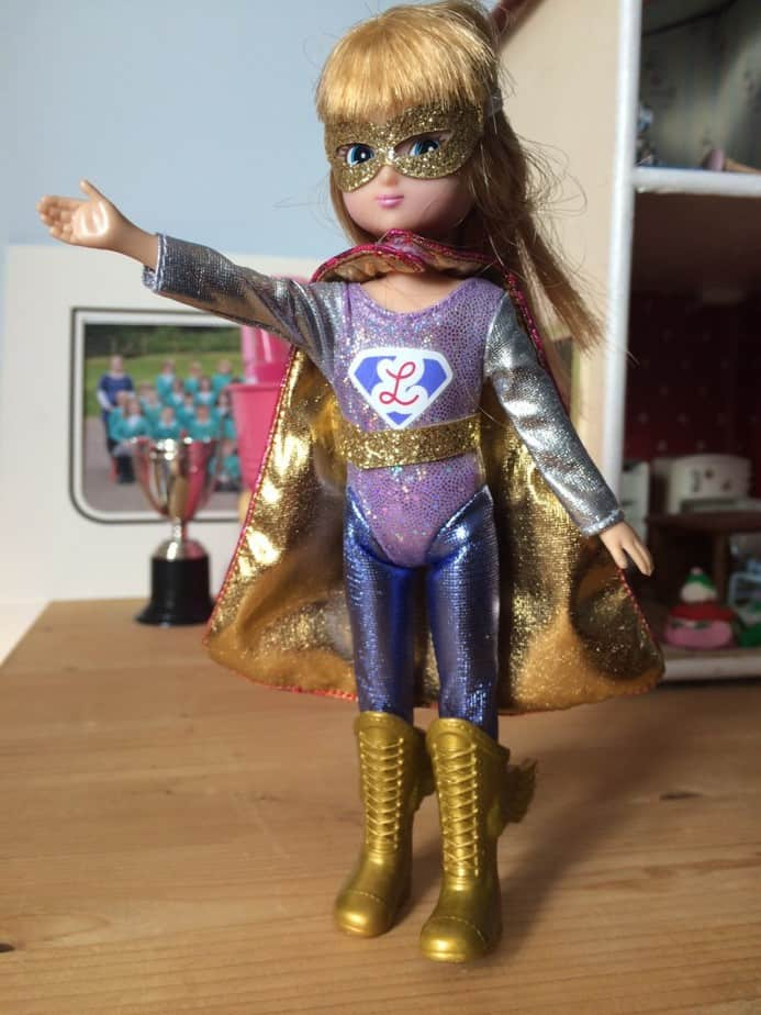 Super Lottie and International Day of the Girl.
