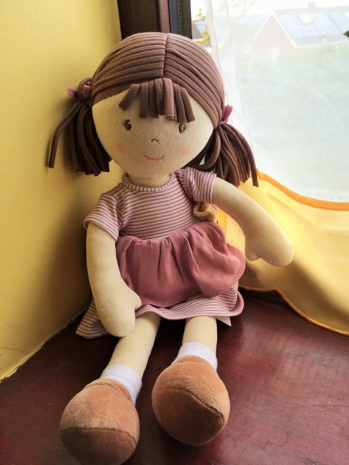 The Bonikka Doll. A Beautiful Christmas Gift Idea.