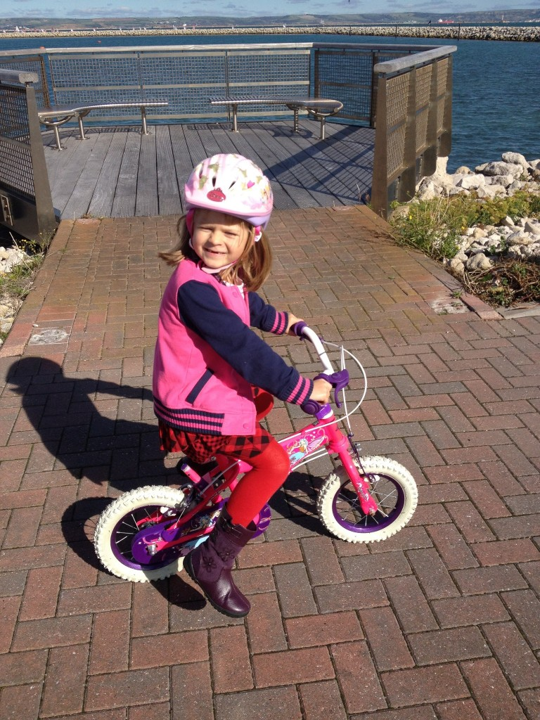 Choosing the right bike for your child.