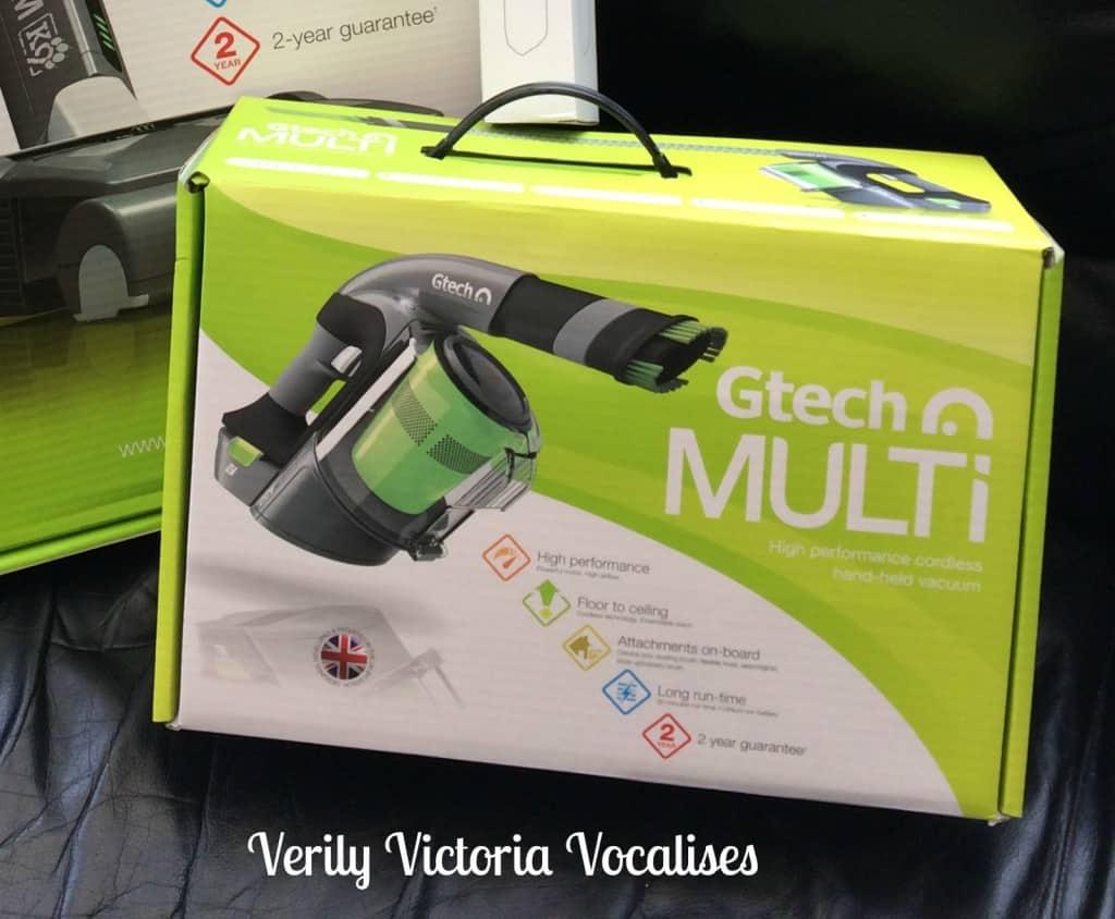 Gtech Multi 1