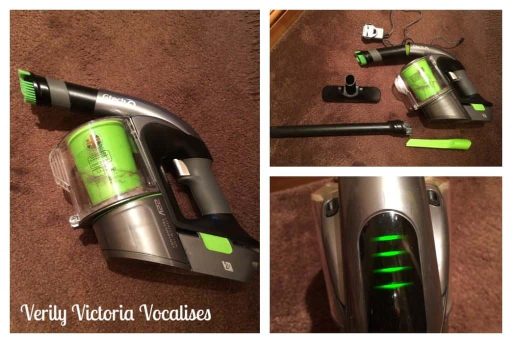 A Review of the GTech Multi Cordless Handheld Vacuum