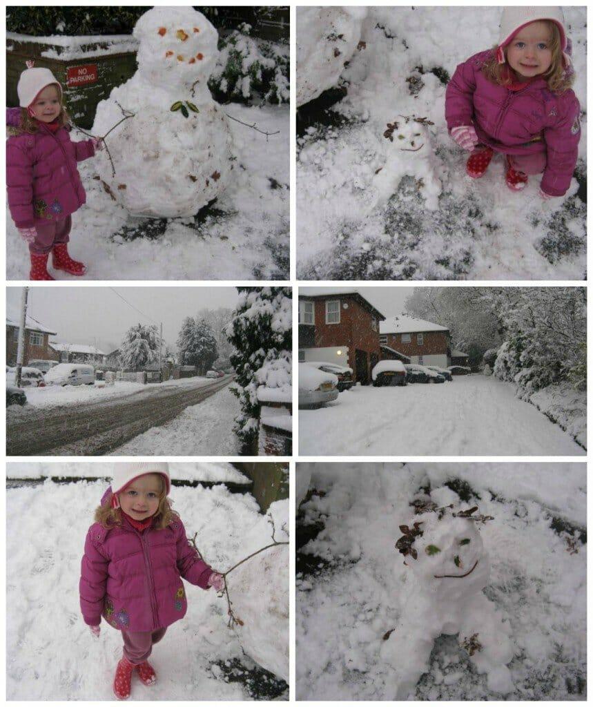My Snow Memories #DreamingofSnow PLUS WIN a £50 Go Outdoors Voucher