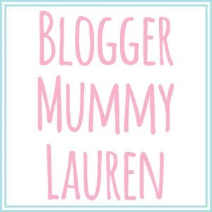 Blogger Mummy Lauren