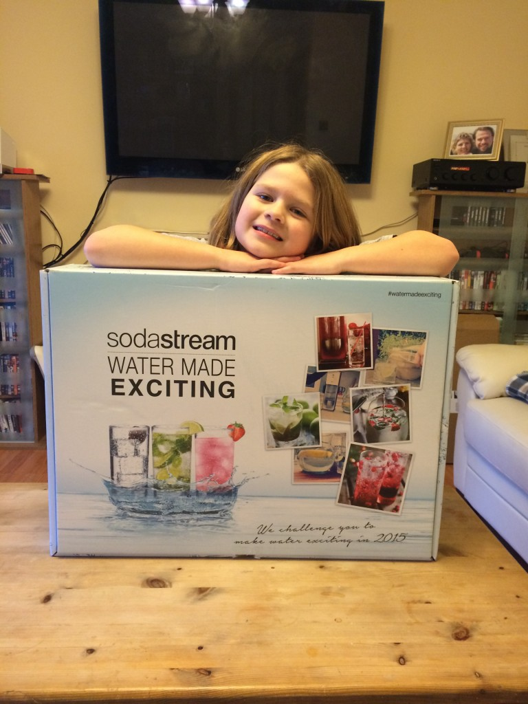 SodaStream – taking the war out of water #watermadeexciting