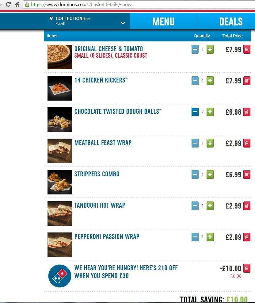 Domino\'s Pizza Translates Your Tummy! | Verily Victoria Vocalises