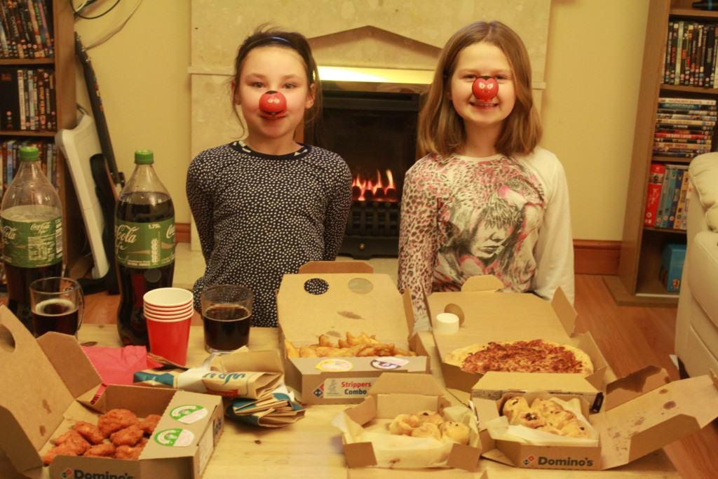 Domino's Pizza Translates Your Tummy!