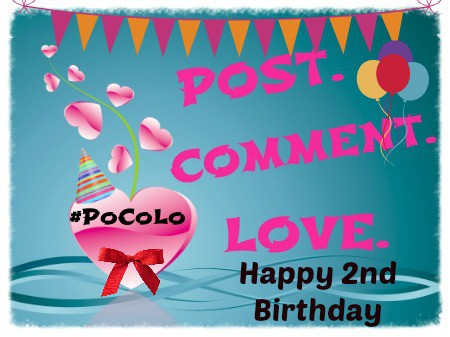 Post Comment Love and Newbie Showcase 20th to 22nd March 2015