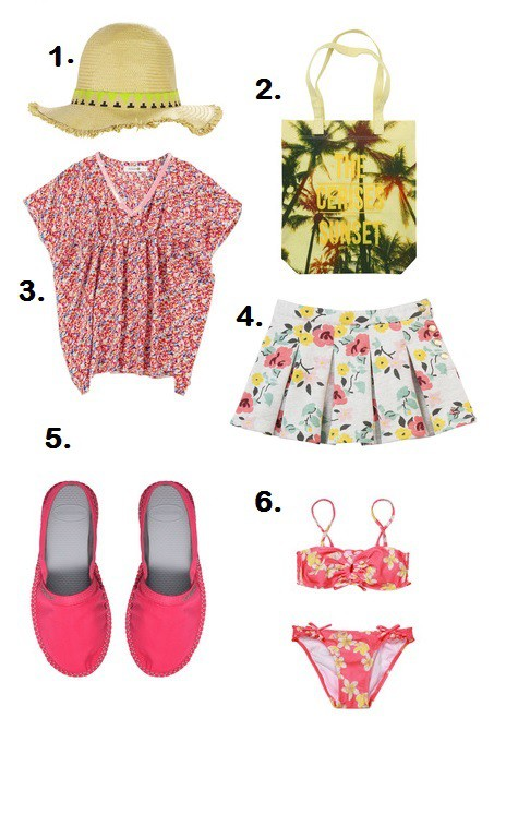 Summer Fashion for Girls from Melijoe