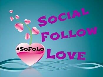 Social Follow Love #SoFoLo – this week Google +