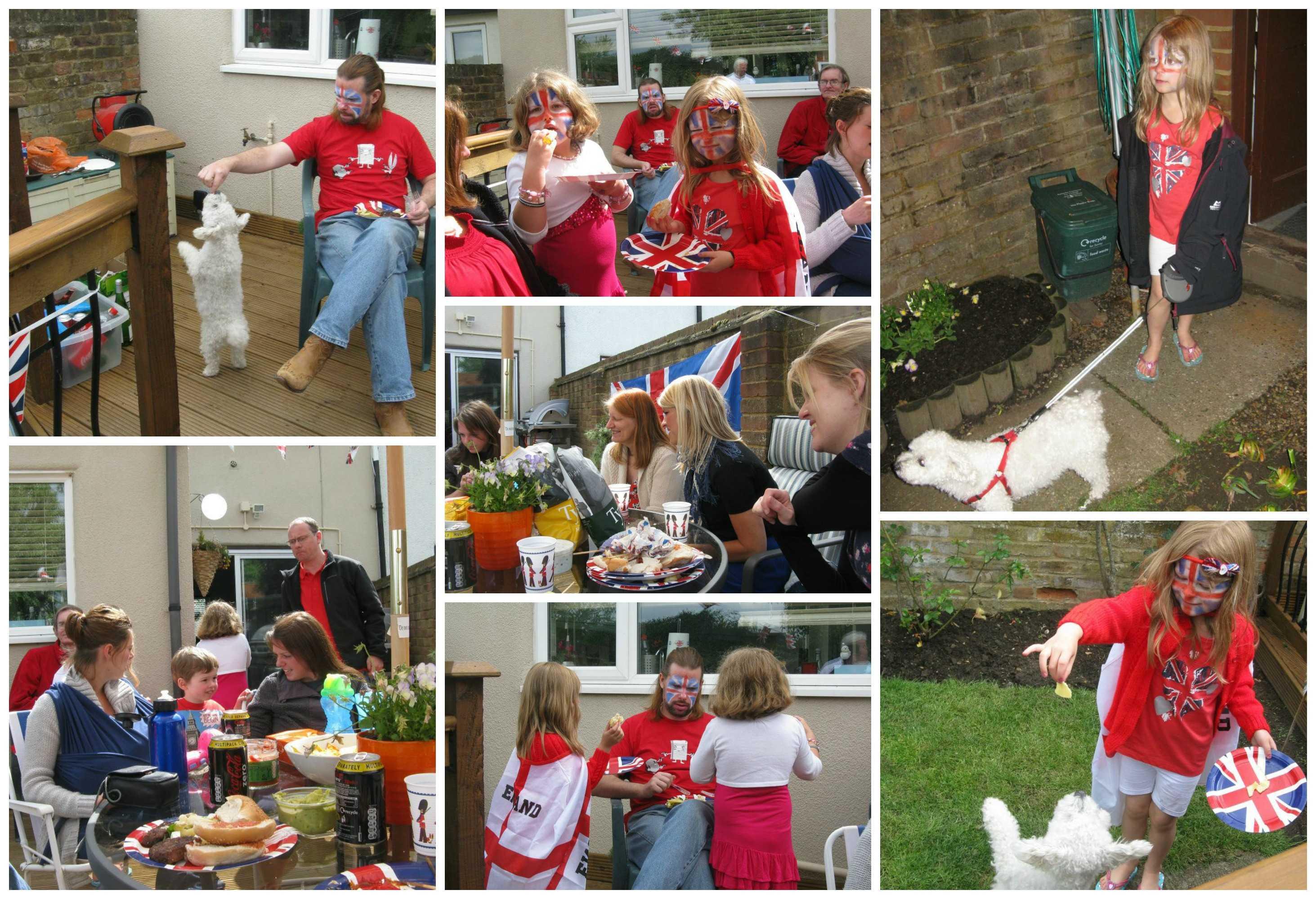 The Queens Diamond Jubilee Garden Party 2012