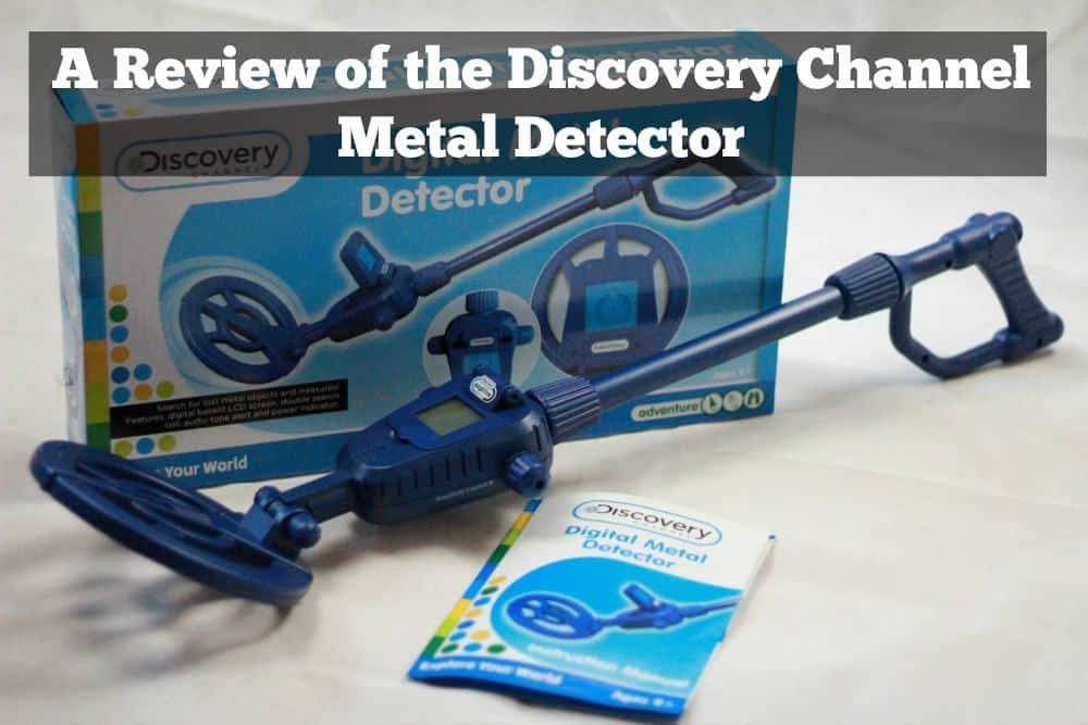 A Review of the Discovery Metal Detector
