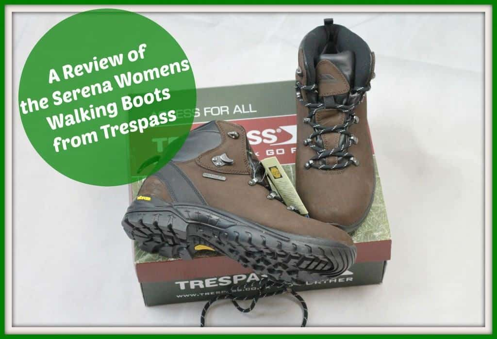 A Review of the Serena Womens Walking Boots from Trespass