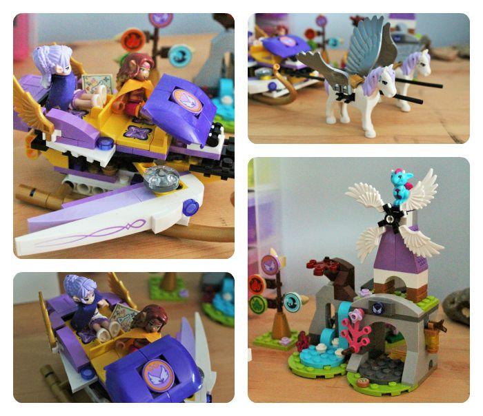 LEGO Elves Pegasus Sleigh