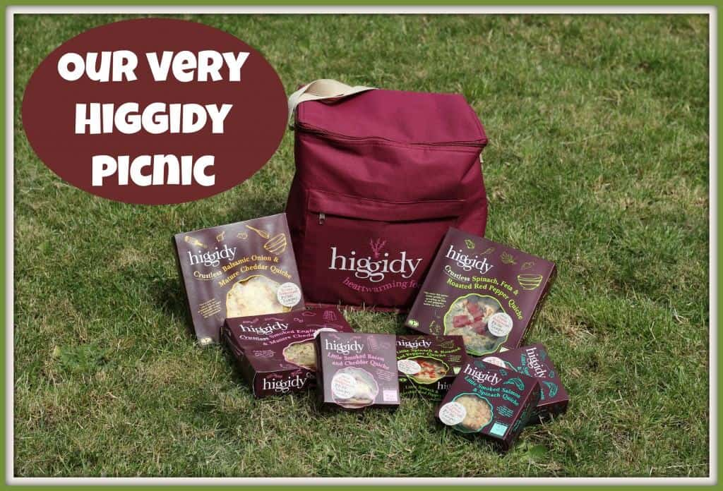Our Very Higgidy Picnic