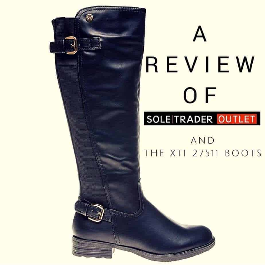 A New Pair of Boots from Sole Trader Outlet. A Review.