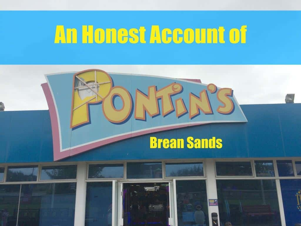 An Honest Account of Pontins, Brean Sands.