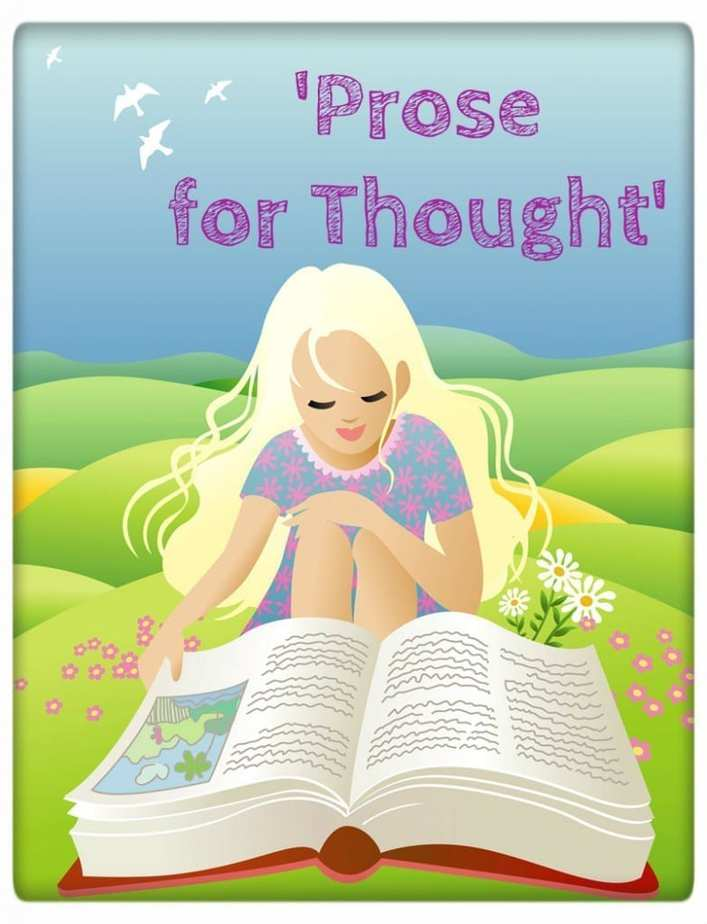 Prose for Thought Thursday 10th March 2016