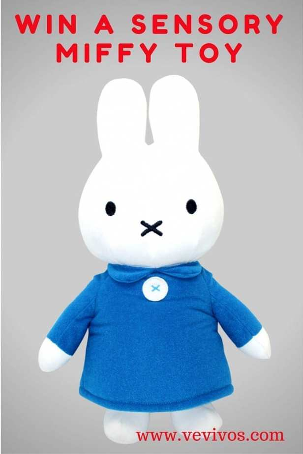 WIN a Sensory Miffy Toy. Ends  3pm on 9th October 2015