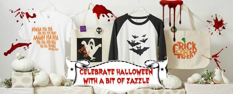 Celebrate Halloween with a bit of Zazzle