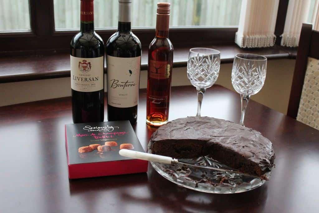 Celebrating National Chocolate Week with Waitrose