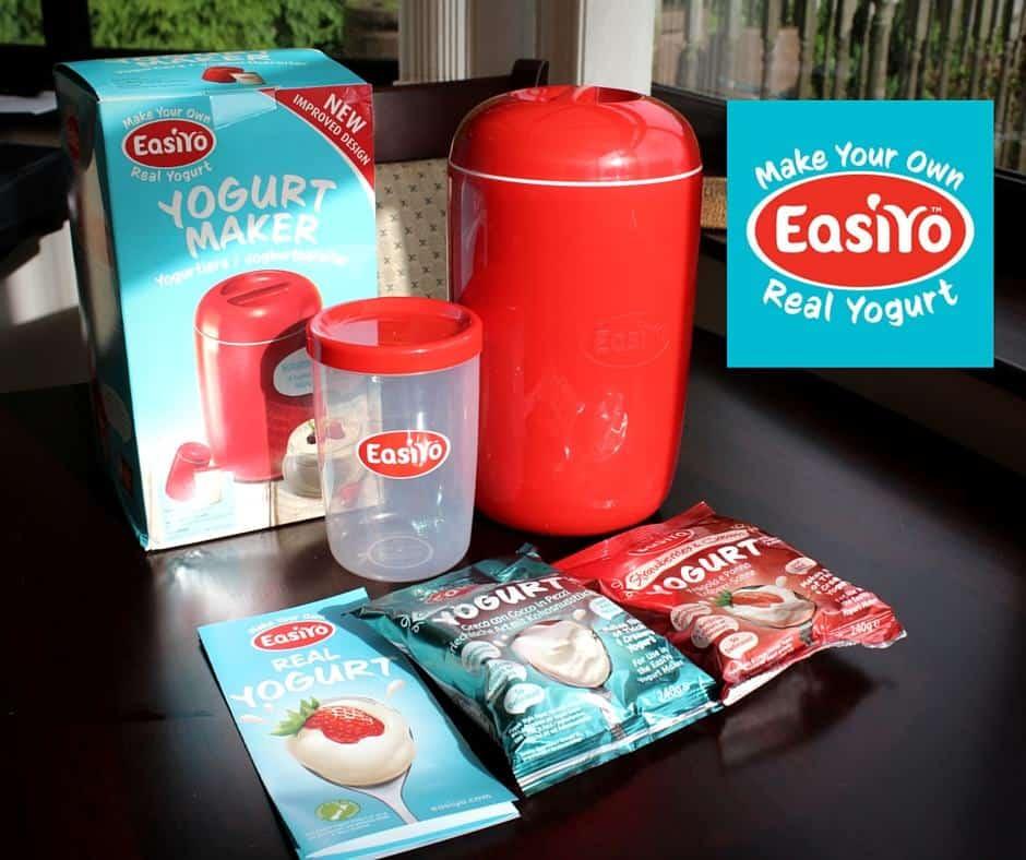 Yoghurt Made Easier with EasiYo