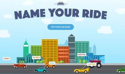 Do You Name Your Car?